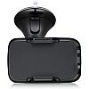 Eiroo Samsung Galaxy S6 Edge Plus Siyah Araç Tutucu - Resim 7