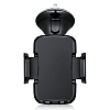 Eiroo Samsung Galaxy S8 Plus Siyah Araç Tutucu - Resim 7