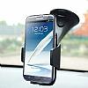 Eiroo Samsung Galaxy S8 Plus Siyah Araç Tutucu - Resim 3