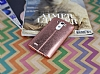 Eiroo Seams Fit LG G3 Ultra �nce Metalik Rose Gold Silikon K�l�f - Resim: 1
