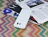 Samsung i9800 Galaxy S6 Deri Desenli Ultra İnce Şeffaf Silikon Kılıf - Resim 2