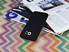 Samsung i9800 Galaxy S6 Deri Desenli Ultra İnce Siyah Silikon Kılıf - Resim 2