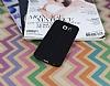 Samsung i9800 Galaxy S6 Deri Desenli Ultra İnce Siyah Silikon Kılıf - Resim 1