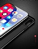 Eiroo Simplified iPhone 7 Plus / 8 Plus Siyah Silikon Kılıf - Resim 1