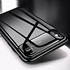Eiroo Simplified iPhone X Kırmızı Silikon Kılıf - Resim 1
