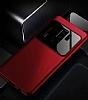 Eiroo Simplified Samsung Galaxy S9 Plus Kırmızı Silikon Kılıf - Resim 2