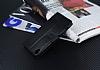 Eiroo Sony Xperia XA Cüzdanlı Yan Kapaklı Siyah Deri Kılıf - Resim 2