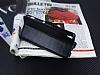 Eiroo Sony Xperia XA Cüzdanlı Yan Kapaklı Mor Deri Kılıf - Resim 2