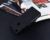 Eiroo Thunder Huawei P9 Lite 2017 Standlı Cüzdanlı Siyah Deri Kılıf - Resim 4