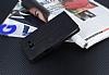 Eiroo Thunder Samsung Galaxy On7 Standlı Cüzdanlı Siyah Deri Kılıf - Resim 2