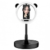 Eiroo Tiktok Standlı 12 inç Siyah Selfie Işığı Ring Light