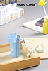 Eiroo Tin Box Mikrofonlu Kulakiçi Mavi Kulaklık - Resim 1