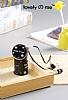 Eiroo Tin Box Mikrofonlu Kulakiçi Siyah Kulaklık - Resim 1