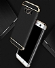 Eiroo Trio Fit Samsung Galaxy S8 3ü 1 Arada Mavi Rubber Kılıf - Resim 4