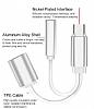 Eiroo USB Type-C Konuşma Özellikli Şarj ve Jack Kulaklık Girişi Çoğaltıcı Adaptör - Resim 2