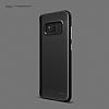 Elago Hybrid Samsung Galaxy S8 Metalik Koyu Gri Kılıf - Resim 2