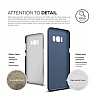 Elago Inner Core Samsung Galaxy S8 Beyaz Rubber Kılıf - Resim 3