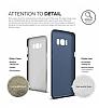 Elago Inner Core Samsung Galaxy S8 İndigo Mavi Rubber Kılıf - Resim 3