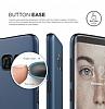 Elago Inner Core Samsung Galaxy S8 Plus İndigo Mavi Rubber Kılıf - Resim 2