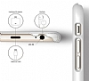 Elago S6 Slim Fit 2 iPhone 6 / 6S Beyaz Rubber Kılıf - Resim 5
