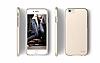 Elago S6 Slim Fit 2 iPhone 6 / 6S Gold Rubber Kılıf - Resim 8