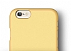 Elago S6 Slim Fit 2 iPhone 6 / 6S Sarı Rubber Kılıf - Resim 3