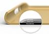 Elago S6 Slim Fit 2 iPhone 6 / 6S Sarı Rubber Kılıf - Resim 6