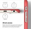 Elago S6 Slim Fit 2 iPhone 6 Plus / 6S Plus Italian Rose Rubber Kılıf - Resim 5