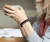 Fitbit Alta HR Special Edition Black Gunmetal Akıllı Bileklik Small FB408GMBKS-EU - Resim 5
