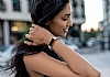 Fitbit Alta HR Special Edition Pink Rose Gold Akıllı Bileklik Small FB408RGPKS-EU - Resim 3