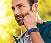 Fitbit Charge 2 Akıllı Bileklik Blue Silver Large FB407SBUL-EU - Resim 1