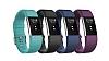 Fitbit Charge 2 Akıllı Bileklik Black Silver Large FB407SBKL-EU - Resim 3