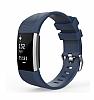 Fitbit Charge 2 Akıllı Bileklik Blue Silver Small FB407SBUS-EU - Resim 1