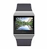 Fitbit Ionic Blue Gray & Silver Gray Akıllı Saat FB503WTGY-EU - Resim 3