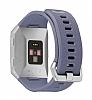 Fitbit Ionic Blue Gray & Silver Gray Akıllı Saat FB503WTGY-EU - Resim 2