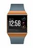 Fitbit Ionic Slate Blue & Burnt Orange Akıllı Saat FB503CPBU-EU - Resim 3