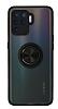 Union Ring Oppo Reno 5 Lite Kamera Korumalı Siyah Kılıf