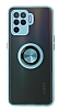 Union Ring Oppo Reno 5 Lite Kamera Korumalı Mavi Kılıf