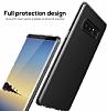 G-Case Cool Serisi Samsung Galaxy Note 8 Şeffaf Silikon Kılıf - Resim 2