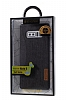 G-Case Dark Series Samsung Galaxy Note 8 Kumaş Görünümlü Rubber Kılıf - Resim 2