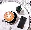 G-Case Dark Series Samsung Galaxy Note 8 Kumaş Görünümlü Rubber Kılıf - Resim 1