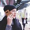 G-Case Samsung Galaxy Note 8 Cüzdanlı İnce Yan Kapaklı Kahverengi Deri Kılıf - Resim 4