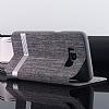 G-Case Samsung Galaxy S8 Plus Cüzdanlı Kapaklı Lacivert Kılıf - Resim 1