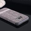 G-Case Samsung Galaxy S8 Plus Cüzdanlı Kapaklı Lacivert Kılıf - Resim 3