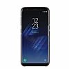 G-Case Samsung Galaxy S8 Deri Görünümlü Kahverengi Rubber Kılıf - Resim 3