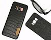 G-Case Samsung Galaxy S8 Karbon Fiber Siyah Rubber Kılıf - Resim 2