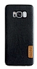 G-Case Samsung Galaxy S8 Plus Deri Rubber Kılıf - Resim 3
