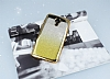 General Mobile Android One Simli Parlak Gold Silikon Kılıf - Resim 1