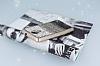 General Mobile GM 5 Plus Taşlı Geçişli Siyah Silikon Kılıf - Resim 2