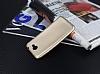 General Mobile GM6 Mat Gold Silikon Kılıf - Resim 2